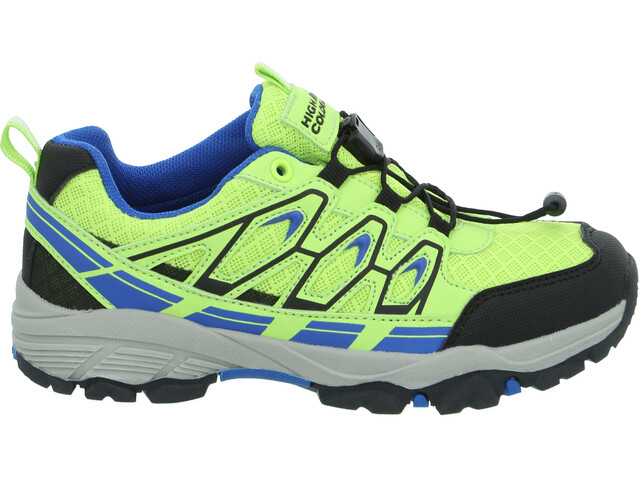 High Colorado Kim Schoenen Kinderen, yellow-blue